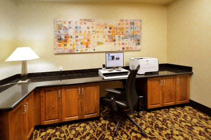 Business Center | Hampton Inn & Suites Carson City