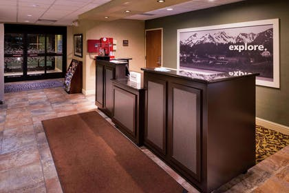 Reception | Hampton Inn & Suites Carson City