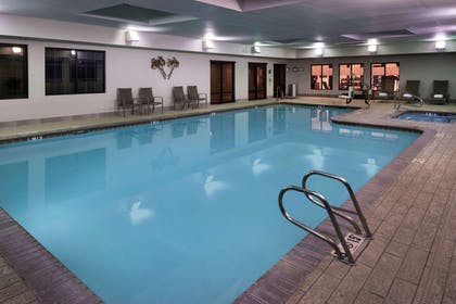Pool | Hampton Inn & Suites Carson City