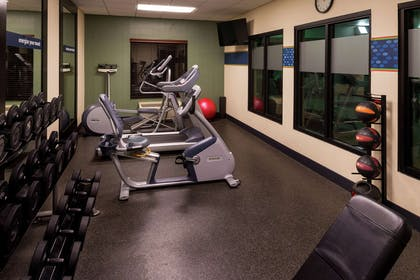 Health club | Hampton Inn & Suites Carson City