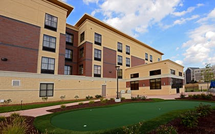 Recreational Facility | Homewood Suites By Hilton Cincinnati Mason