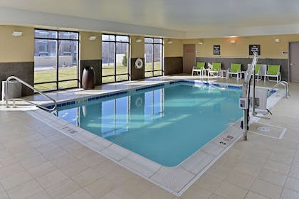 Pool | Homewood Suites By Hilton Cincinnati Mason