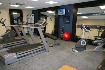 Health club | Hampton Inn & Suites Wilder