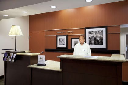 Reception | Hampton Inn & Suites Conroe - I-45 North