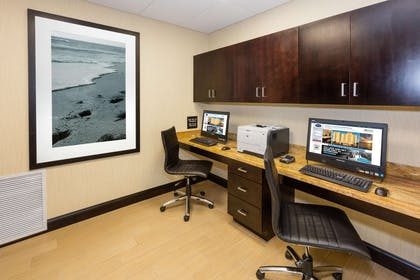 Business Center | Hampton Inn Daytona Beach/Beachfront