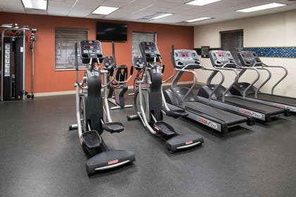 Health club | Hampton Inn New Smyrna Beach