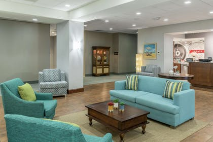 Lobby | Hampton Inn New Smyrna Beach