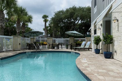 Pool | Hampton Inn New Smyrna Beach