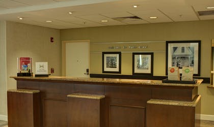 Reception | Hampton Inn & Suites Palm Coast