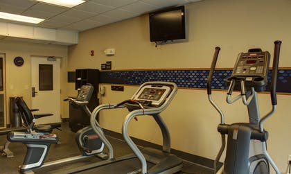 Health club | Hampton Inn & Suites Palm Coast