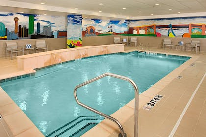Pool   Homewood Suites by Hilton Dallas Downtown