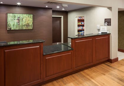 Reception | Homewood Suites by Hilton Irving/DFW Airport, TX