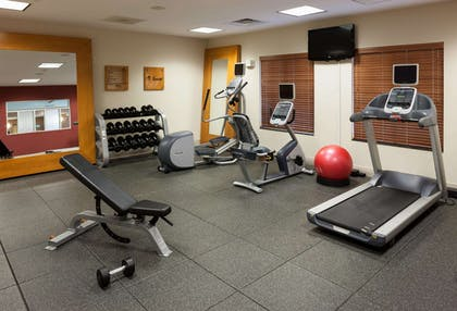 Health club | Homewood Suites by Hilton Irving/DFW Airport, TX