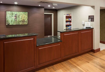 Reception   Homewood Suites by Hilton Irving/DFW Airport, TX