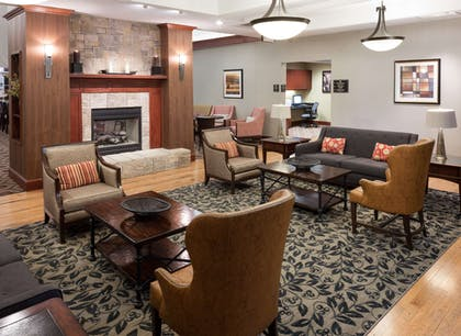 Lobby   Homewood Suites by Hilton Irving/DFW Airport, TX