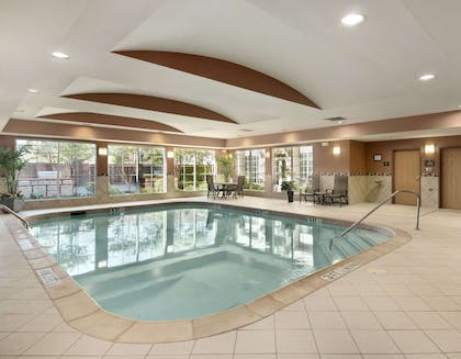 Pool   Homewood Suites by Hilton Irving/DFW Airport, TX