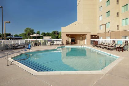 Pool | Homewood Suites by Hilton Dallas-Market Center