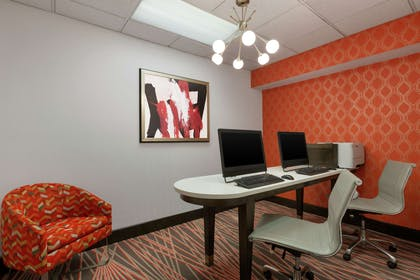Business Center | Homewood Suites by Hilton North Dallas-Plano