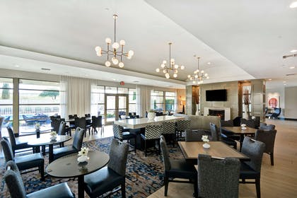 Lobby | Homewood Suites by Hilton Plano- Richardson