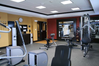 Health club | Hampton Inn & Suites Dallas/Lewisville-Vista Ridge Mall, TX