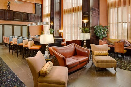 Reception | Hampton Inn & Suites Dallas/Lewisville-Vista Ridge Mall, TX