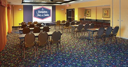 Meeting Room | Hampton Inn & Suites Dallas/Lewisville-Vista Ridge Mall, TX