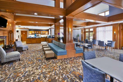 Lobby | Homewood Suites by Hilton Dayton-Fairborn (Wright Patterson)