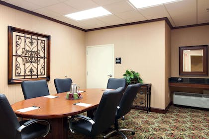 Meeting Room | Homewood Suites by Hilton Decatur-Forsyth