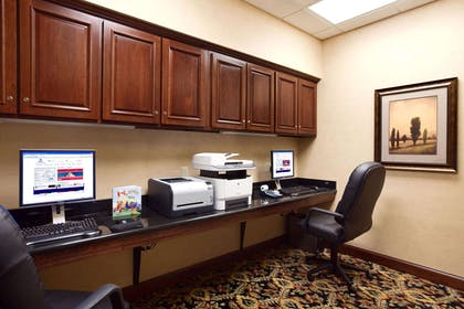 Business Center | Homewood Suites by Hilton Decatur-Forsyth