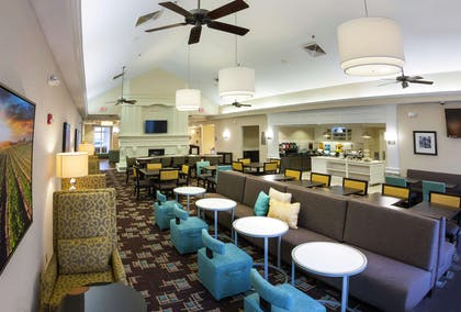 Lobby | Homewood Suites by Hilton Decatur-Forsyth