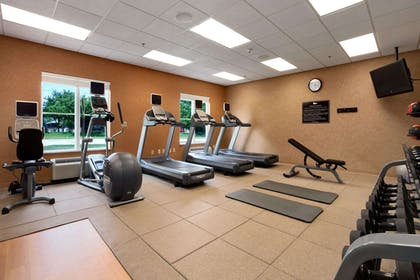 Health club | Homewood Suites by Hilton Decatur-Forsyth
