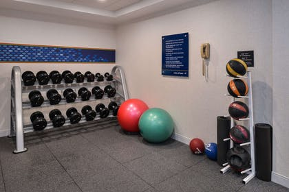 Health club | Hampton Inn & Suites Denver-Speer Boulevard