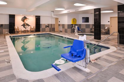 Pool | Hampton Inn & Suites Denver-Speer Boulevard