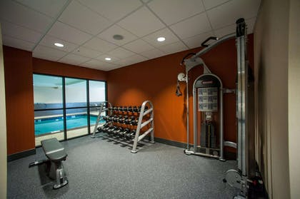 Health club | Hampton Inn Fort Morgan