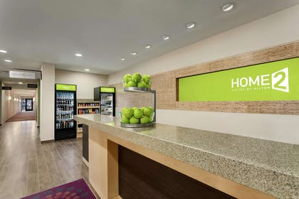 Reception | Home2 Suites by Hilton Dallas-Frisco, TX