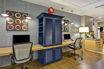 Business Center | Home2 Suites by Hilton Dallas-Frisco, TX
