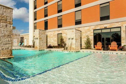 Pool | Home2 Suites by Hilton Dallas-Frisco, TX