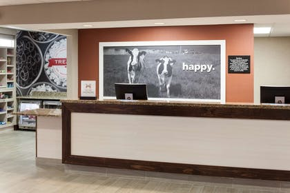 Reception | Hampton Inn & Suites Dothan