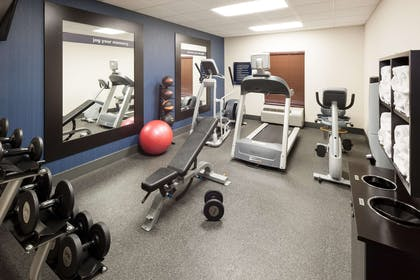 Health club | Hampton Inn & Suites Dothan