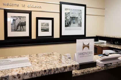 Reception | Hampton Inn Dickson