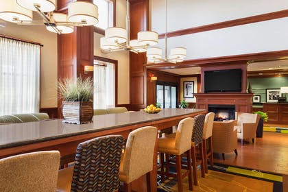Reception | Hampton Inn and Suites Detroit/Chesterfield Township