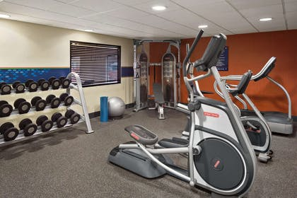 Health club | Hampton Inn & Suites Detroit/Sterling Heights