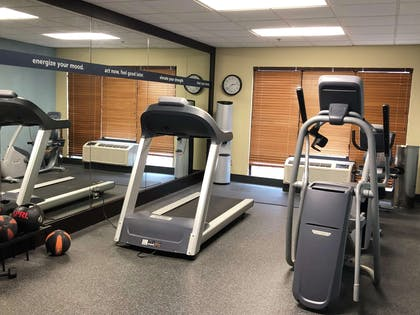 Health club | Hampton Inn El Dorado