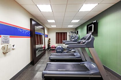 Health club | Hampton Inn & Suites El Paso West