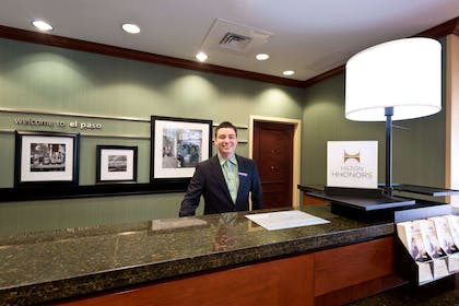 Reception | Hampton Inn & Suites El Paso West