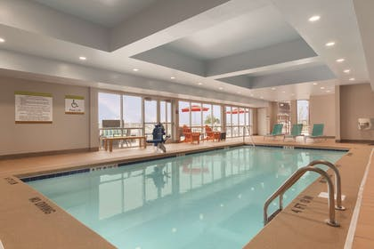 Pool | Home2 Suites by Hilton Erie, PA
