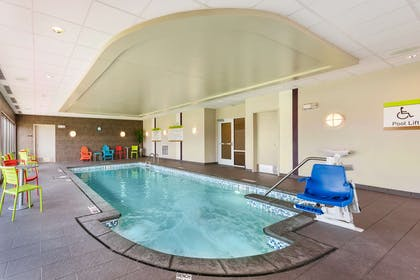 Pool   Home2 Suites by Hilton Fargo, ND