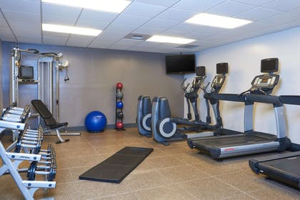 Health club | DoubleTree by Hilton Hotel Fresno Convention Center