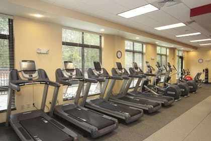 Health club | Embassy Suites by Hilton Fayetteville Fort Bragg