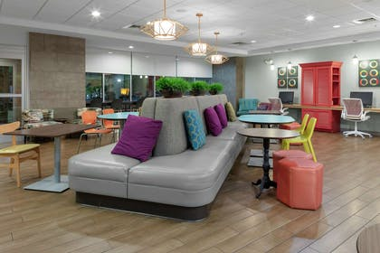Lobby | Home2 Suites by Hilton Fayetteville, NC